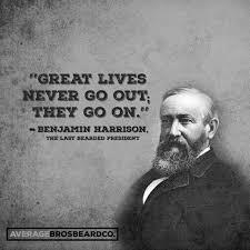 Benjamin Harrison Famous Quotes