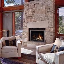 mendota fullview decor gas fireplace insert