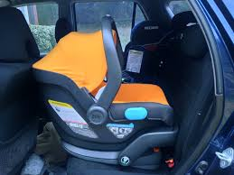 car seat with two bases