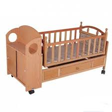customized wooden automatic baby swing bed crib baby sleeping cot images
