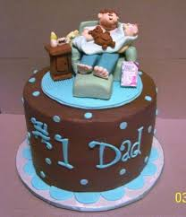 The Most Stylish Birthday Cake Ideas For New Dad New Daddy Birthday