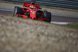 Additional reporting by roberto chinchero. Schumacher S 2018 F1 Ferrari Test An Excellent Base For 2021