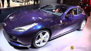 2018 ferrari lusso. fine lusso 2018 ferrari gtc4 lusso  exterior and interior walkaround 2017 frankfurt  auto show on ferrari lusso