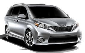 Toyota Toyota Sienna 2018 2018 Toyota Sienna Hybrid Redesign And ...