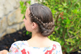 Lace Hair Style how to create a lacerolled updo cute girls hairstyles 3245 by wearticles.com