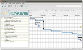 58 Correct Gantt Chart Software Open Source Download