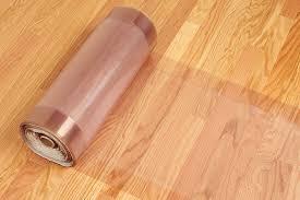 Wooden Floor Protection
