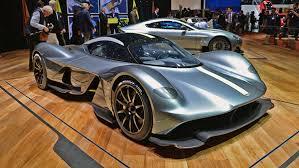 2018 Aston Martin Valkyrie Slick Design 2020 Release Date And Price