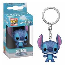 Disney - <b>Lilo & Stitch</b> - Stitch <b>Diamond</b> Glitter Pocket Pop! Keychain ...