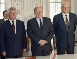 Беловежские соглашения декабрь Лента времени История  Беловежские соглашения