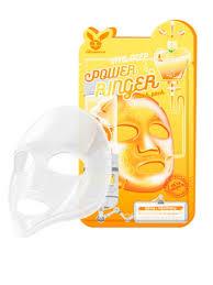 Elizavecca Витаминизированная <b>тканевая маска для повышения</b> ...