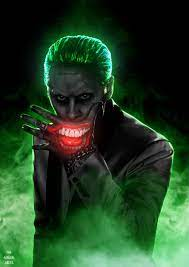 Green Joker Wallpapers - Top Free Green ...