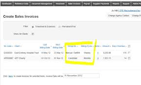 How Do Client Billing Cycles And Invoice Grouping Options