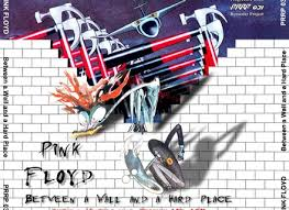 pink floyd pink floyd 039 between a wall and a hard place  on pink floyd the wall cover artist with pink floyd the wall album cover art pinterest pink floyd the wall