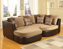 Appealing Sectional Pit Sofa 62 In Extra Wide Sectional Sofas With Within  Extra Wide Sectional Sofas