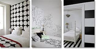 black and white bedroom decor. Black And White Bedroom Decor E