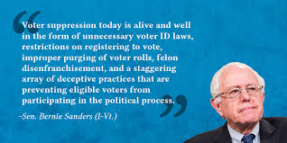 Voting Quotes Fascinating Better World Quotes Bernie Sanders On Voting Rights