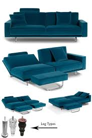 contemporary sofa beds at espacio free london delivery futura zerosei sofa bed designed by studio futura