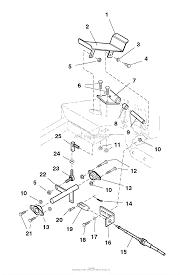 Simplicity tw2061 morgan 3 wheel 20hp koh w 61 mower deck s n 1078 up parts diagrams