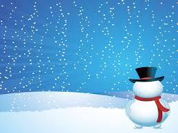 Snow Templates Snow Man On Christmas Backgrounds Christmas Design Holiday