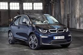 2018 bmw i3. wonderful bmw however there is one major change in i3 lineup now the electric car  offered with a sport package this i3s version equipped bit more powerful  for 2018 bmw