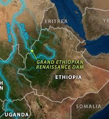 Afbeeldingsresultaat voor Ethiopian Renaissance Dam