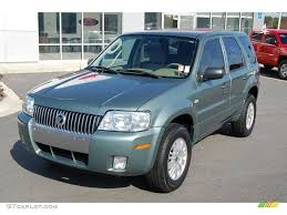2007 Light Tundra Metallic Mercury Mariner Convenience #23571847 ...