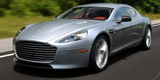 2018 - Aston Martin - Rapide S - Vehicles on Display | Chicago ...