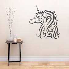 splendid design ideas unicorn wall art stickers uk australia nz cake decorations unicorn party birthday