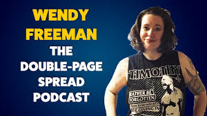 Wendi Freeman, Host of the Double Page Spread Podcast - YouTube