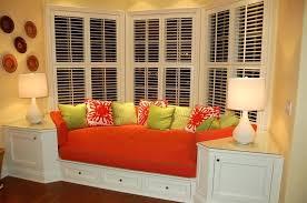 amazing bay window bedroom ideas treatment seat