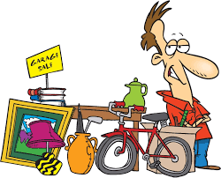 Image result for garage sale clip art