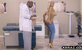 Latina MILF Bridgette B ass fucked by a black doctor on GotPorn.