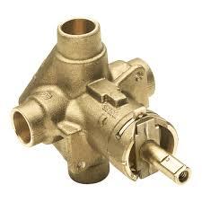 moen shower faucet. Moen Commercial PosiTemp Pressure Balancing Shower Valve, 1/2-Inch CC Faucet