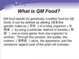 good thesis statement for genetically modified foods essay to  best punishment for not doing homework