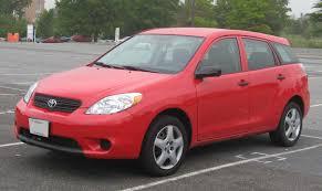 2007 Toyota Matrix - VIN: 2T1KR32E57C661550 - AutoDetective.com