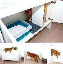 furniture to hide litter box. Hidden Cat Litter Box Furniture Best Boxes Ideas On . To Hide