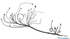 s13 240sx ca18det swap wiring harness wiring specialties nissan 240sx s13 ca18det swap wiring harness