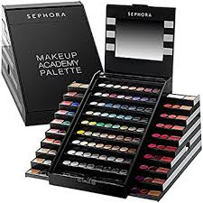 sephora makeup academy palette 2016 blockbuster limited edition set