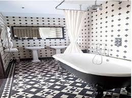 black and white bathroom floor tile. alluring black and white bathroom floor tile set fresh at home tips design or other y