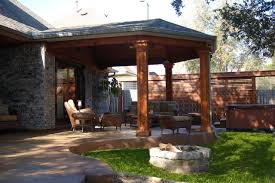Patio Cover and Porches traditional-porch