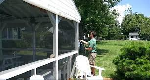 clear vinyl plastic panel enclosures clear vinyl patio enclosure weather curtains residential