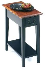 small round end table tall black end table small end table with drawer and shelf small round end table