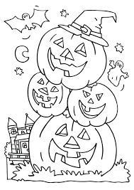 Christmas, easter and halloween coloring pages are some of the most sought after examples of such coloring sheets. 24 Free Halloween Coloring Pages Every Kid Will Love Ohlade
