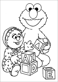 Lots of resources of sesame street printables coloring pages for your beloved kids or student that you can download for free from 101printable. Free Printable Sesame Street Coloring Pages For Kids