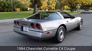 1984 Chevrolet Corvette C4 Coupe - Ross's Valley Auto Sales ...