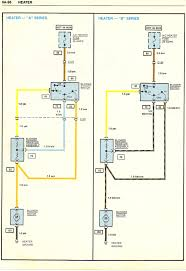 wiring diagrams heater