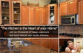 European experts in kitchen cabinet refacing, refinishing & kitchen remodeling in san diego & south riverside counties. Pacific Kitchens Highest Rated Cabinet Refacing Company In San Diego Angie S List Kitchen Remodel Reface Kitchen