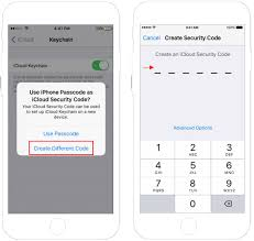 Icloud Security Code Reset Icloud Keychain Security Code If Icloud Keychain Was