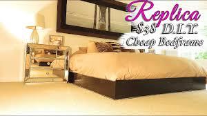 diy bed frame platform bed frame bed frame ideas